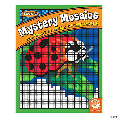 Color, and watch the incredible mosaic picture take shape! This book Quick & Read Ratings & Reviews · Deals of the Day · Shop Our Huge Selection · Explore Amazon DevicesBrands: MindWare, Mind Ware, The Orb Factory, Deluxe Games and Puzzles and more.