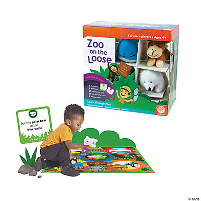 MindWare<sup>®</sup> Zoo on the Loose™