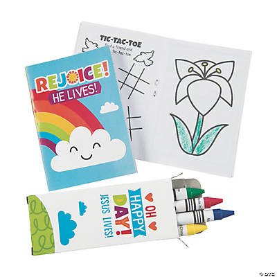 Mini He Lives Activity Sets
