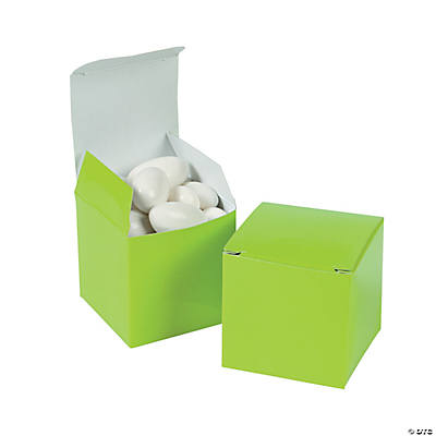 Mini Lime Gift Boxes