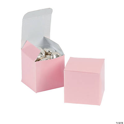 Mini Pink Gift Boxes