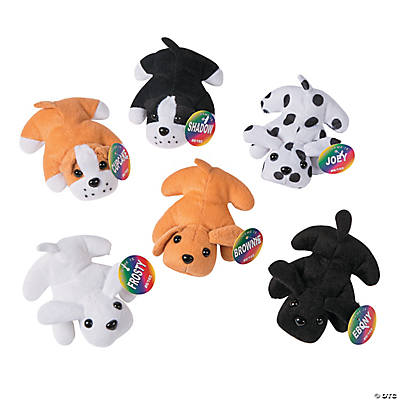 Mini Plush Dogs