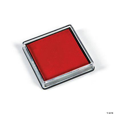 Mini Red Stamp Pads