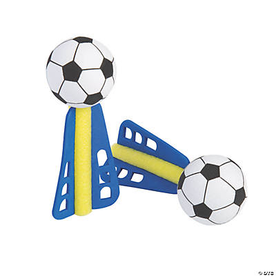 Mini Soccer Ball Missiles