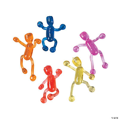 Mini Sticky Tumbling Men