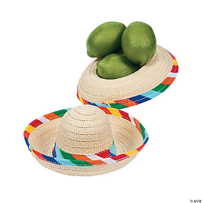 Mini Tabletop Sombreros