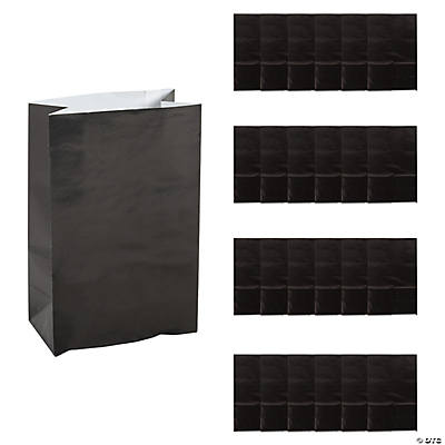 Mini Treat Bags - Black