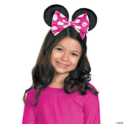 Minnie Mouse Bowtique Girl's Costume