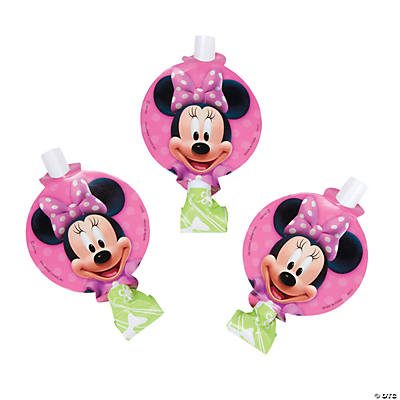 Minnie Mouse's Bow-Tique Blowouts