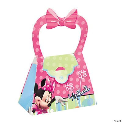 Minnie Mouse's Bow-Tique Treat Boxes