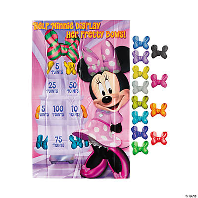 Minnie's Bow-Tique Dream Party Game