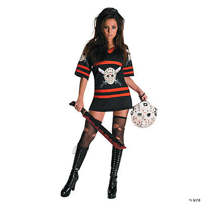 Miss Sexy Voorhees Plus Size Adult Women's Costume