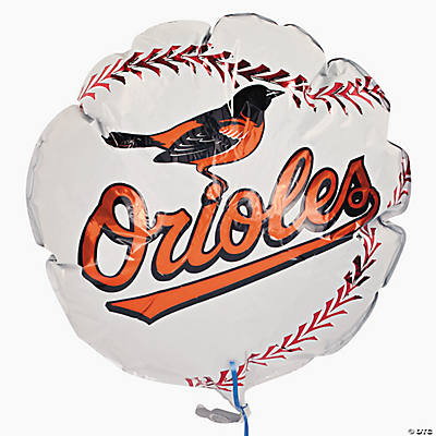 MLB® Baltimore Orioles™ Mylar Balloon