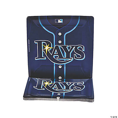 MLB® Tampa Bay Rays™ Dinner Plates
