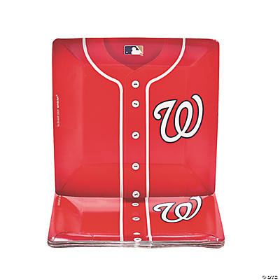 MLB® Washington Nationals™ Banquet Plates