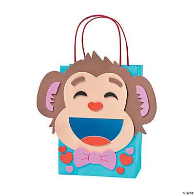 Valentine Card Holder Bag Craft Kit