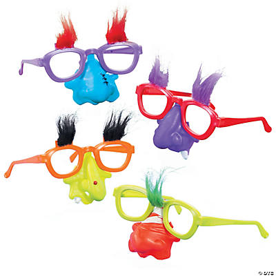 Monster Funny Glasses