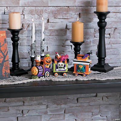 Monster Halloween Train