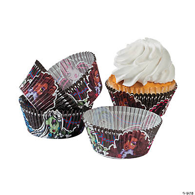 Monster High™ Baking Cups