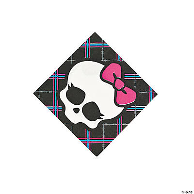 Monster High™ Beverage Napkins