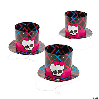 Monster High™ Party Top Hats