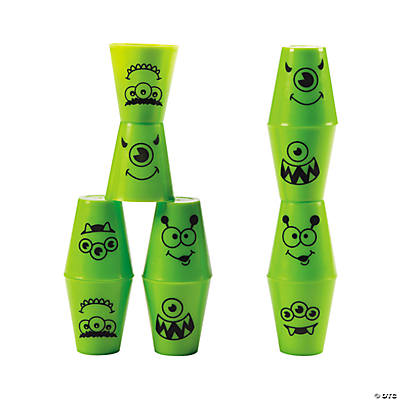 Monster Stacking Game