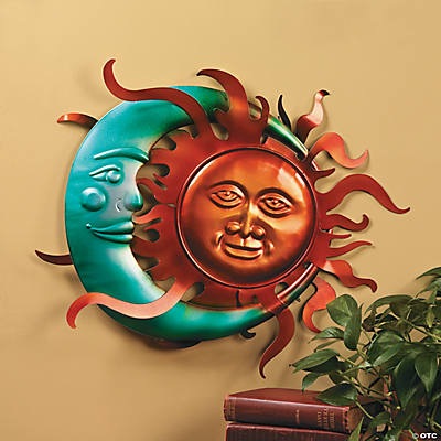 Moon U0026 Sun Wall ...