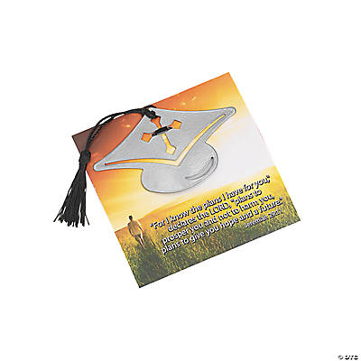 Mortar Board Religious Bookmarks