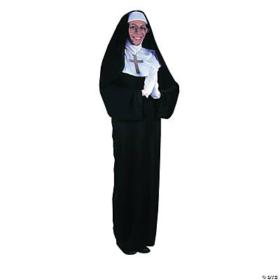 Mother Superior Standard Adult Women's Costume