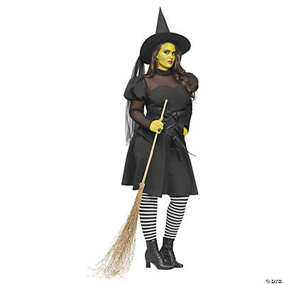 Ms. Wick'd Plus Size Adult Women's Costume