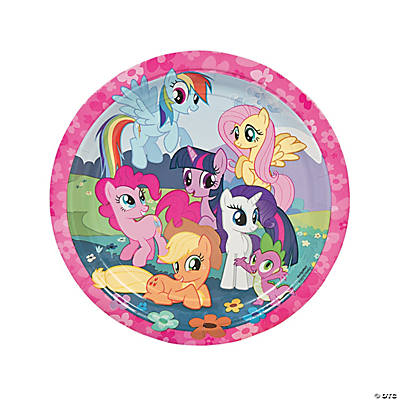 My Little Pony™ Magic Dinner Plates
