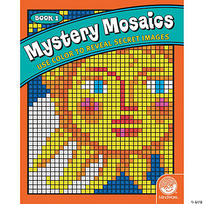 Mystery Mosaics Book 1