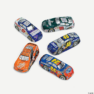 Nascar chocolate candy oriental trading discontinued for K decorations trading
