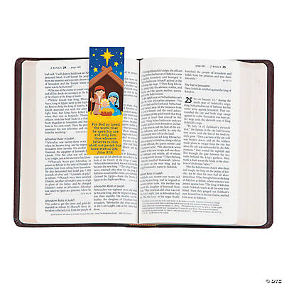 Nativity Bookmarks