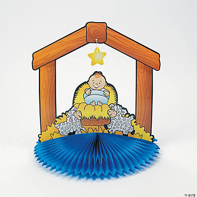 Nativity Centerpiece