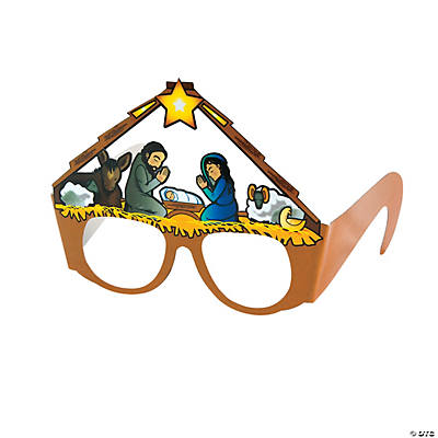 Nativity Glasses