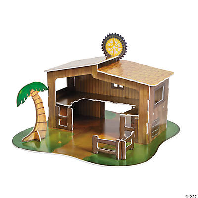 Nativity Manger Play Set