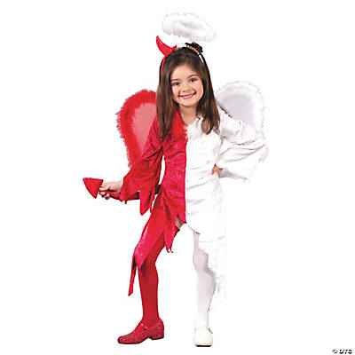 Naughty & Nice Toddler Child's Costume