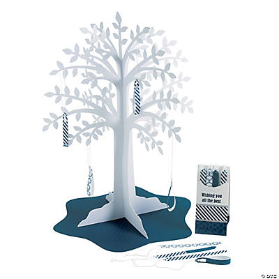 Nautical Wishing Tree Centerpiece