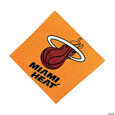 NBA® Miami Heat™ Luncheon Napkins