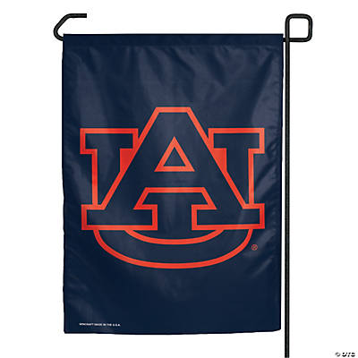 NCAA® Auburn College Football Garden Flag