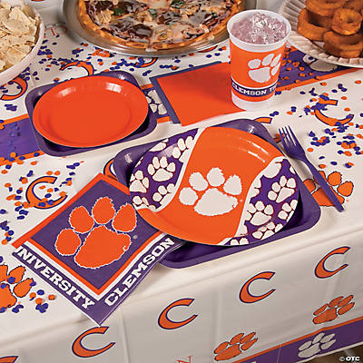 NCAA® Clemson University Basic Party Pack