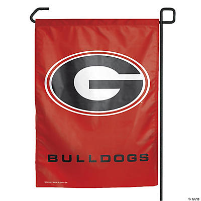 NCAA® Georgia College Football Garden Flag