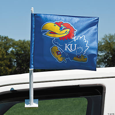 NCAA™ Kansas Car Flag