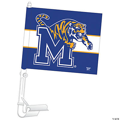 NCAA™ Memphis Tigers Car Flag