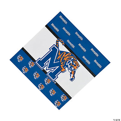 NCAA™ Memphis Tigers Luncheon Napkins