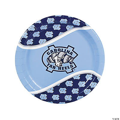 NCAA™ North Carolina Dinner Plates