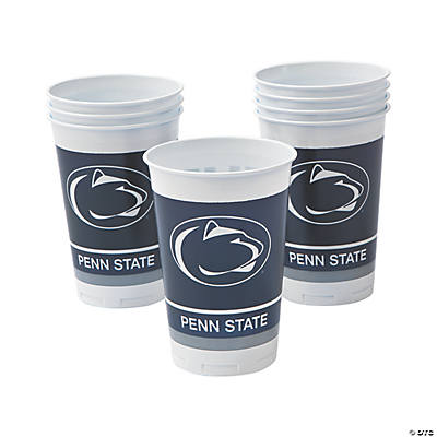 NCAA™ Penn State Plastic Cups