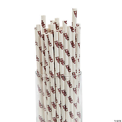 NCAA™ South Carolina® Paper Straws