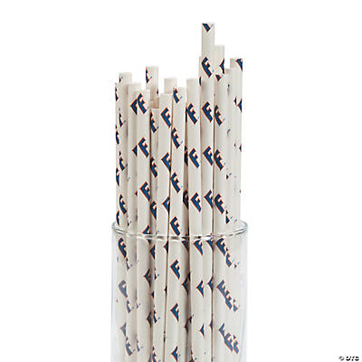 NCAA™ University of Florida® Paper Straws